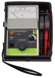 Compact motortester – TR1000