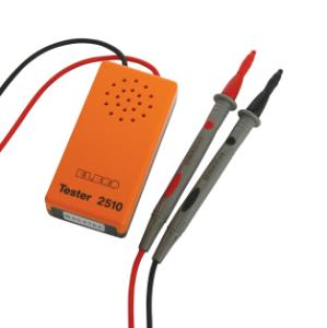 Continuity tester 2510 – With variable acoustic signal