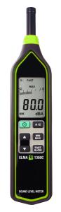 Elma 1350C - Digital decibel meter