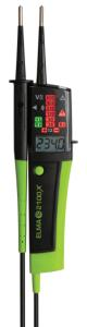 Elma 2100X – KAT IV Voltage tester with display