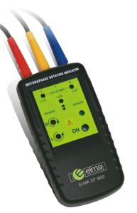 Elma DT 902 - Motor rotation indicator - with three functions