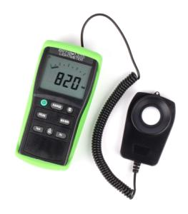 Elma 1335 - Digital luxmeter with large measuring range
