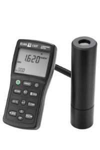 Elma 1337 Luminance meter for light emission with data logging