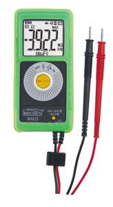 Elma 22 - Pocket Multimeter IEC 61010-1 CAT III
