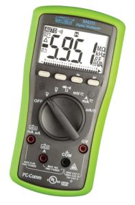 Elma BM 251 - Multimeter with PC communication