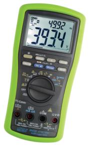Elma BM 525 - True RMS Data Logging Multimeter CAT IV 1000V