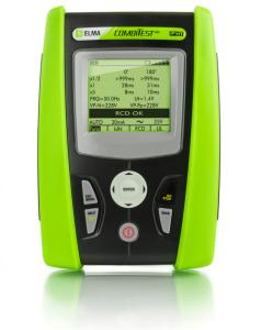 Elma Combitest 419 - multifunction installationtester