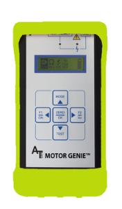 ATP Motor genie motor tester. All necessary functions at hand