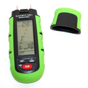 Elma DT125 Moisture Meter for building materials