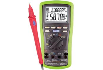 Elma BM878 Insulationstest and TRMS CAT IV multimeter
